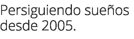 Conforttex persiguiendo sueños desde 2005